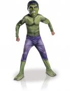 Der unglaubliche Hulk™ Kinderkostüm für Jungen Lizenzartikel grün-lila-weiss