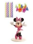 Geburtstagskerzen-Deko-Set - Minnie™
