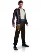 Star Wars™ Poe Dameron Herrenkostüm Lizenzware braun