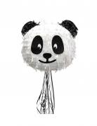 Panda-Pinata schwar-weiss 39x36x12cm