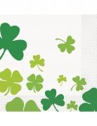 16 Papierservietten St. Patrick?s Day 33 x 33 cm