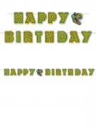 Geburtstags-Girlande T-Rex