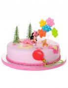Baby Minnie Maus™ Kuchendeko-Set 5-teilig bunt