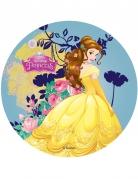 Kuchen-Dekoration Disney Prinzessin™ - Belle - 14,5 cm
