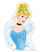 Disney Prinzessinnen™-Oblate Cinderella blau-gelb 16,3x24,7cm