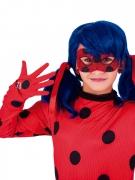 Ladybug™-Handschuhe Lizenzartikel rot-schwarz