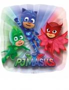 PJ Masks™-Luftballon Folienballon grün-blau-rot 71x71cm