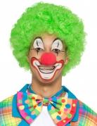 Clown-Fliege Accessoire Fasching bunt
