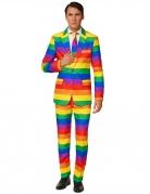 Mr. Rainbow-Kostüm Suitmeister™ bunt