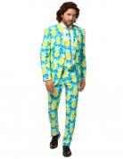 Ananas-Kostüm von Opposuits™ für Herren bunt