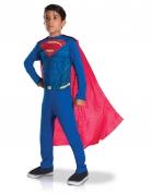 Superman™-Kinderkostüm Lizenzkostüm blau-rot