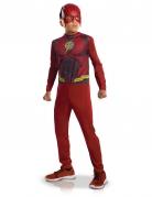 Flash™-Kinderkostüm Comic-Kostüm Lizenzware rot