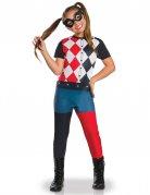 Harley Quinn™-Kinderkostüm Lizenzkostüm bunt