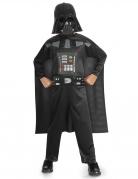 Darth Vader™-Kinderkostüm Star Wars™-Lizenzkostüm schwarz