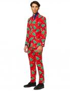 Mr. Weihnachtsbaum-Anzug für Herren Opposuits™ Weihnachtskostüm rot-grün