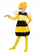 Biene Maya™ Lizenzkostüm für Kinder schwarz-gelb
