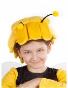 Biene Maja™-Mütze für Kinder Kostüm-Accessoire gelb-schwarz