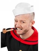Popeye™-Pfeife Kostümaccessoire braun-schwarz