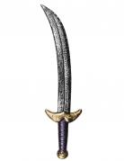 Piratenschwert für Erwachsene silber-gold 53cm