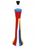 Clownströte Kostümzubehör bunt 40 cm