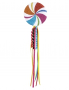 Lollipop Kostümzubehör bunt 45 cm
