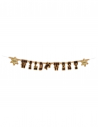 Wild West Party-Girlande bunt 1,10m