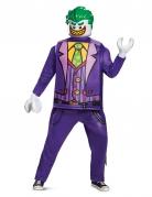 Joker™-Deluxekostüm LEGO® Faschingskostüm violett-grün