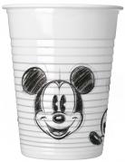 25 coole Plastiktrinkbecher mitMickey Mouse ™