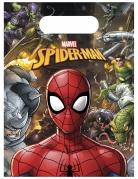 Spider-Man™ Geschenktüten 6 Stück bunt