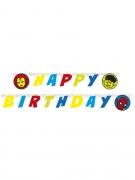 Geburtstagsgirlande Marvel Avengers 200 x 16 cm