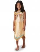 Pocahontas™-Kostüm für Kinder Karneval beige