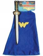 Wonder Woman™ Zubehör-Set 3-teilig bunt