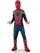 Iron Spider-Kinderkostüm Spider Man-Kostüm Infinity War™ blau-rot-gold
