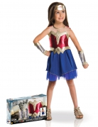 Wonder Woman™ Justice League™ Kinderkostüm bunt