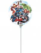 Avengers™-Ballon Marvel™-Folienballon bunt 23cm