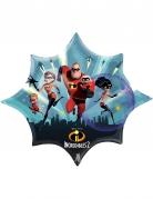 Die Unglaublichen™-Ballon Folienballon sternförmig bunt 88x73cm
