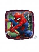 Spiderman Deko-Ballon aus Aluminium 23 cm