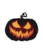 Kürbis Wanddekoration Halloween-Dekoration schwarz-orange 45x40cm