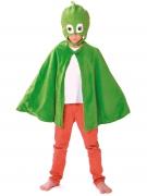 PJ Masks™-Kinderkostümset Gecko Maske und Umhang grün
