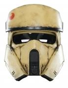 Shoretrooper-Maske Star Wars Rogue One™ beige-schwarz