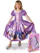 Rapunzel™-Kinderkostüm Disney™-Lizenzkostüm lila