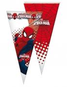 Spiderman™-Geschenktüten 10 Stück rot-blau 30x60cm