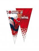 Spider Man™-Geschenktüten 6 Stück rot-weiss-blau 20x40cm