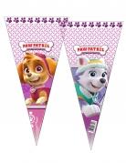 Paw Patrol™ Süßigkeiten-Tüte Skye und Everest 6 Stück bunt 20x40cm