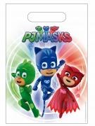 PJ Masks™-Kinder-Geschenktüten 6 Stück bunt 17x25cm