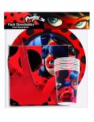 Ladybug™-Geschirrset Lizenzartikel 36-teilig rot-bunt