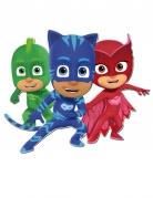 PJ Masks™ Wanddeko bunt 1m