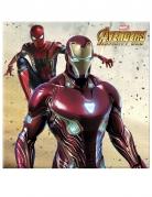 Avengers™-Servietten Infinity War™ bunt 33x33cm