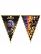 Avengers Infinity War™-Girlande Partydeko bunt 230x25cm