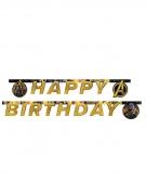 Avengers™-Girlande Happy Birthday Raumdeko bunt 2mx16cm